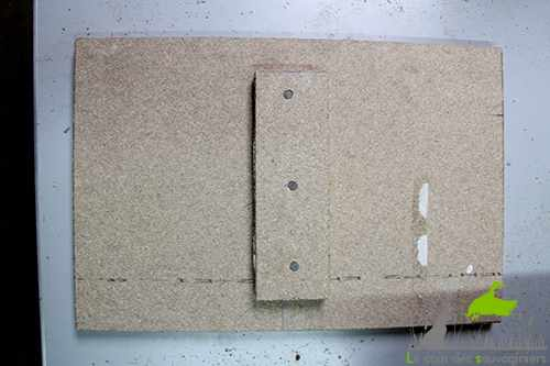 Fabriquer un nichoir à chicane pour sauvagines