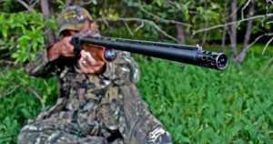 Choke pour fusil de chasse