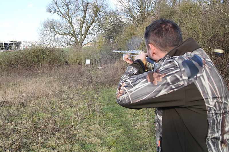 Comment cibler fusil chasse