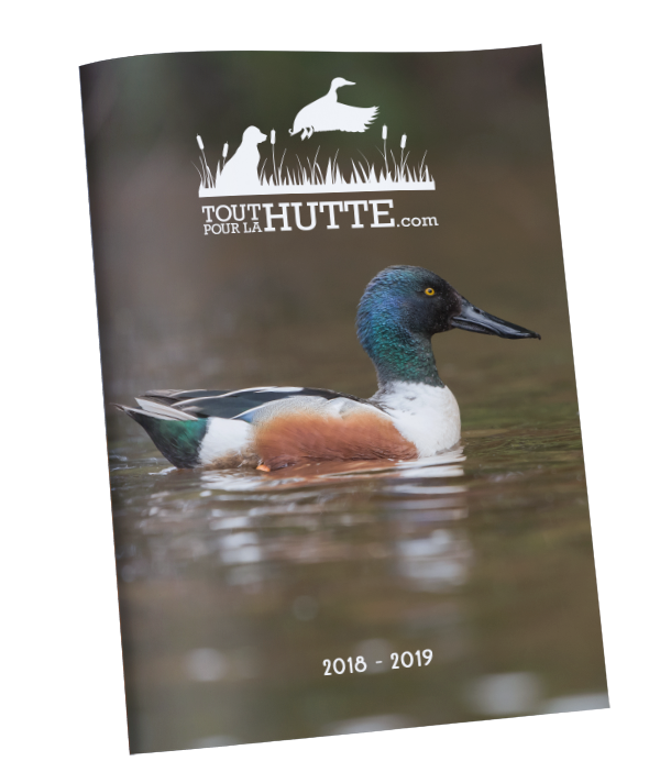 Catalogue Toutpourlahutte 2018-2019
