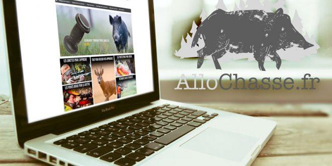 AlloChasse.fr, une nouvelle boutique pour les chasseurs de grands gibiers.
