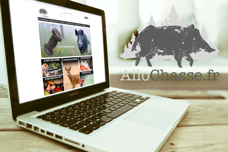 AlloChasse.fr, la nouvelle boutique du chasseur de grand gibier.